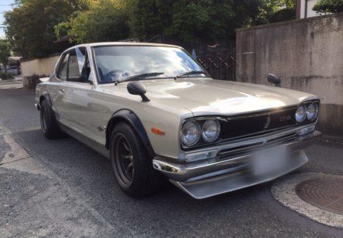 旧車の買取・査定は福岡の旧車専門店クラシックガレージにお任せください!